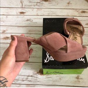 ff0bb46e7c7 Sam Edelman Shoes - NIB Sam Edelman Jayne heel
